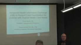 Thumbnail for entry BMI Graduate Seminar - Chuck Norlin.mp4