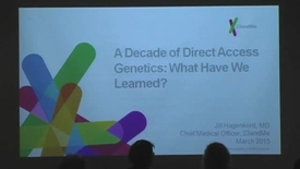 Thumbnail for entry A Decade of Direct Access Genetics: What Have We Learned?