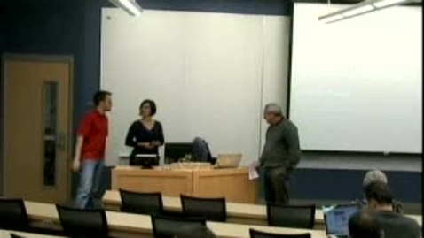 Thumbnail for entry Visualization for biology | Miriah Meyer, PhD. | 2012-04-12