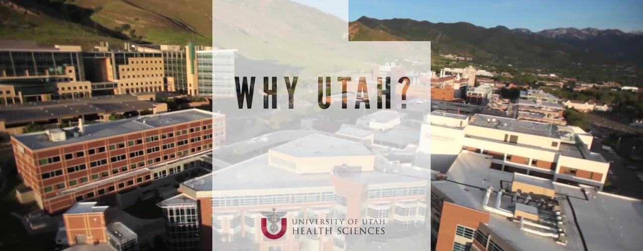 Why Utah?