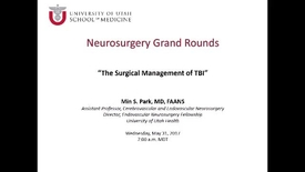Thumbnail for entry Neurosurgery Grand Rounds 05-31-2017