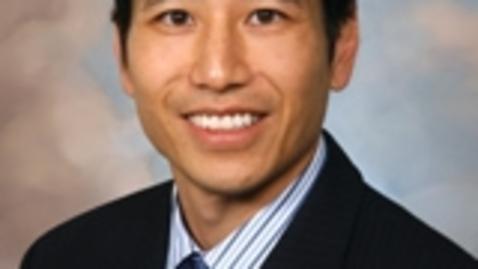 Thumbnail for entry Physician Profile: Stephen Aoki