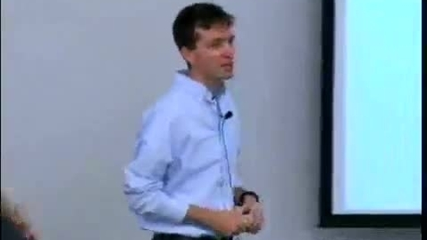 Thumbnail for entry Decision Modeling in Health Economics | Rich Nelson, Ph.D | 2008-11-25