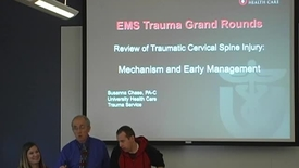 Thumbnail for entry Review of traumatic cervical spine injury November 14, 2012