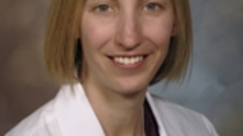 Thumbnail for entry Physician Profile: Emily Harold