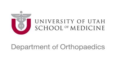 Department of Orthopaedics - U of U School of Medicine