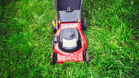 Thumbnail for entry Safety Tips for Lawn Mowing