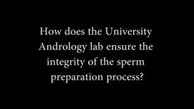 Thumbnail for entry University Andrology Program Process
