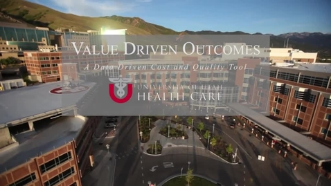 Thumbnail for entry Value Driven Care: Hear From Our Patients