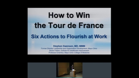 Thumbnail for entry 1/8/2020 How to Win the Tour de France