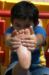 My Child's Feet Always Hurt – What's Going On? | University