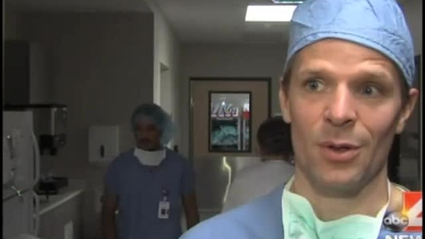 Thumbnail for entry Charitable Surgery Day 2013 (KTVX)