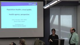 Thumbnail for entry BMI Graduate Seminar - Arthur Davidson