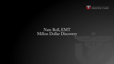 Thumbnail for entry Nate Roll: Million Dollar Discover
