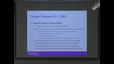 Thumbnail for entry Machine Learning Methods for Kidney Disease Prediction and Risk Factor Discovery