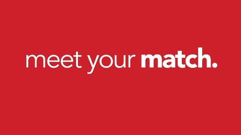 Thumbnail for entry Meet Your Match