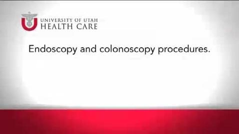 Thumbnail for entry Endoscopy & Colonoscopy Procedures