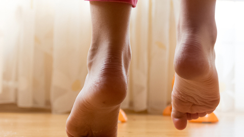 Thumbnail for entry How to Treat Skin Conditions on the Foot