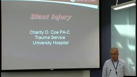 Thumbnail for entry Blast injury September 21, 2011