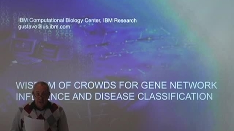 Thumbnail for entry 1/17/13 - BMI Seminar Series