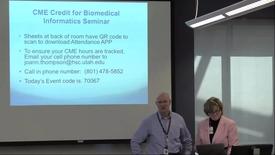 Thumbnail for entry BMI Graduate Seminar - Scott Evans