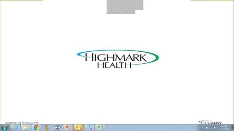 Thumbnail for entry Highmark Health