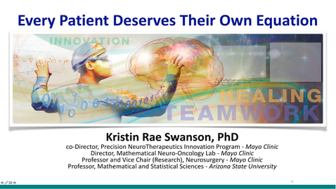 Thumbnail for entry Every Patient Deserves Their Own Equation