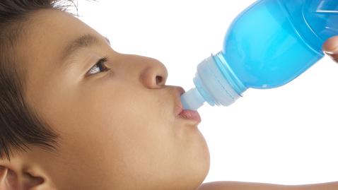 Sports Drinks or Energy Drinks for Children?
