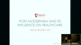 Thumbnail for entry 3/28/18 Postmodernism and its Effect on Medicine
