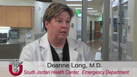 Thumbnail for entry Meningitis - symptoms and treatment