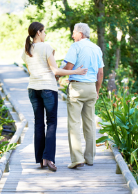 Listener Question: How Can I Help My Dad's Physical Therapy While He's Recovering from a Stroke?