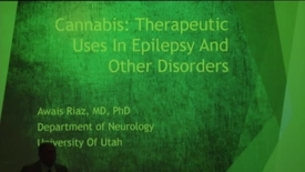 Thumbnail for entry Cannabis: Therapeutic Uses In Epilepsy and Other Disorders