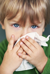 Why Does My Child Get Frequent Nosebleeds? | University of ...