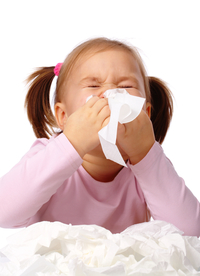 The Skinny on Snot: What Your Child's Mucus Says About Their