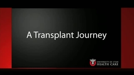 Thumbnail for entry A Transplant Journey