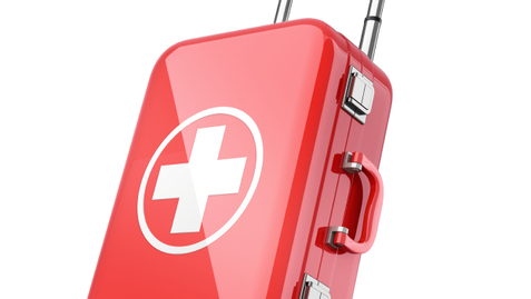 Thumbnail for entry Top 3 First Aid Items to Never Travel Without