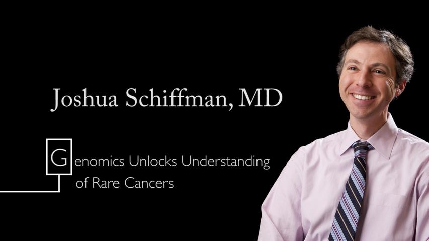 Joshua D  Schiffman, MD - Pediatric Hematology & Oncology