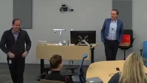 Thumbnail for entry Life as an Academic Entrepreneur