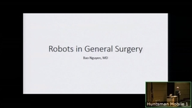 Thumbnail for entry 10/17/18 Robots in General Surgery