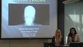 Thumbnail for entry Ocular trauma Septermber 18, 2013