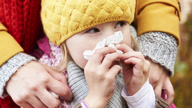Thumbnail for entry Debunking Old Wives' Tales: Preventing Your Child's Seasonal Allergies