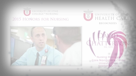 U of U Health Care Recognizes David Chatterton, Cathy Gray, and Adam Welch