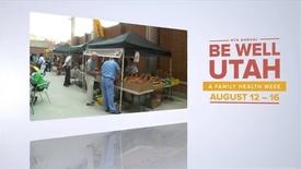 Thumbnail for entry 2014 Be Well Utah
