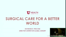 Thumbnail for entry 1/3/18 Surgical Care for a Better World