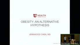 Thumbnail for entry 2/27/19 Obesity: An Alternative Hypothesis