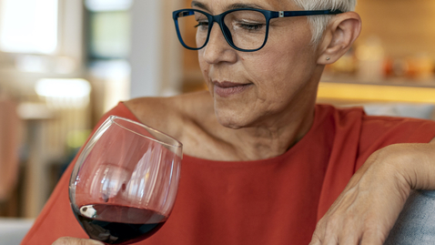 Thumbnail for entry Stress Drinking: Alcohol Consumption Increases During COVID-19