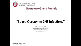Thumbnail for entry Space-Occupying CNS Infections