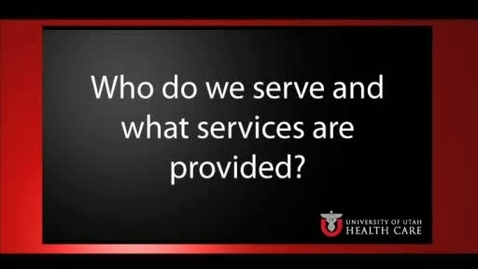 Thumbnail for entry Who does the Utah Center for Reproductive Medicine Serve and what services are provided?