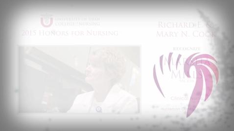 Thumbnail for entry Marsha Mills Honoree