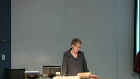 Thumbnail for entry 'SmallBall' - The Memphis HIE Experience | Cynthia Gadd, PhD, MBA, MS | 2011-10-06
